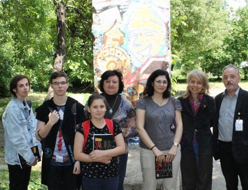 Atelier educaţional, organizat de IICCMER la Memorialul Revoluţiei din Timişoara