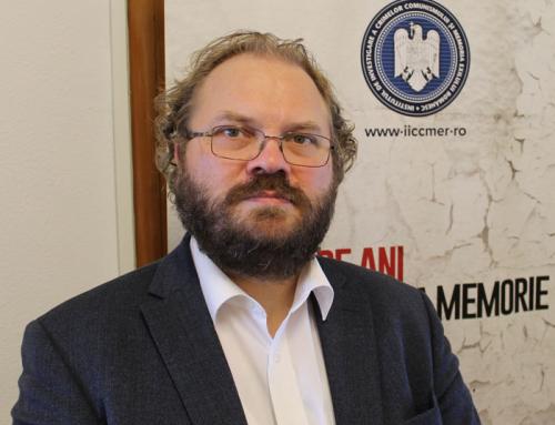 Presa de limbă germană scrie despre activitatea IICCMER sub conducerea Preşedintelui executiv, Radu Preda