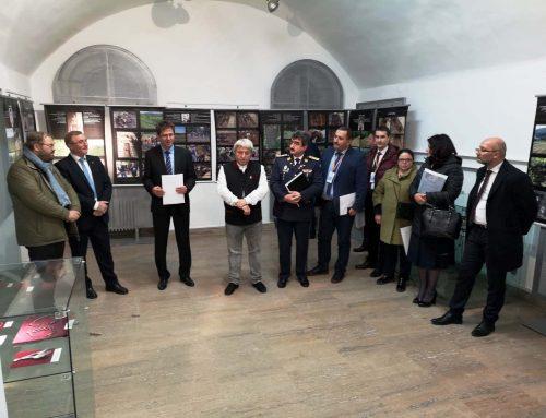 """Expoziția documentară IICCMER """"Numitorul comun: moartea""""- subiect de interes la Alba Iulia"""