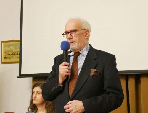 Ecourile lansării volumului Iluzia Cristalizării din București
