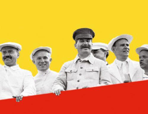 Volumul În echipa lui Stalin. Anii periculoși din politica sovietică a apărut cu sprijinul Institutului de Investigare a Crimelor Comunismului și Memoria Exilului Românesc
