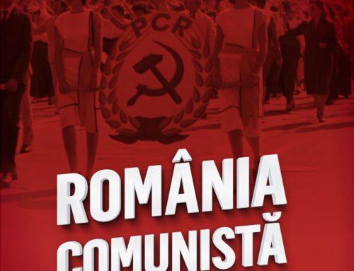 Volumul România comunistă (1948-1985). O analiză politică, economică și socială de Michael Shafir a apărut sub egida IICCMER