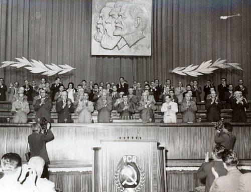 CALL FOR PAPERS: Anuarul IICCMER, nr. XVI/2021 – Construcții și deconstrucții de-a lungul unui secol. Istoriile partidului comunist