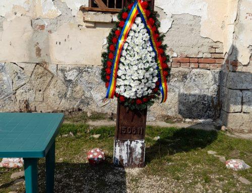 Comemorare la fostul penitenciar Râmnicu Sărat de Ziua Deținuților Politici Anticomuniști din perioada 1944-1989