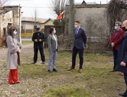 Secretarul general adjunct al Guvernului și conducerea IICCMER au vizitat fostul penitenciar de la Râmnicu Sărat